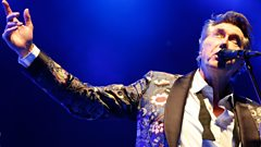 Bryan Ferry chats to Liz Kershaw