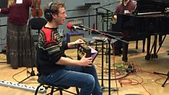 Listen to Sam Lee in session for World on 3