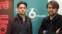 The Vaccines in conversation with Mark Radcliffe