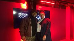 Yasmin Evans Talks to RNB Superstar Trey Songz