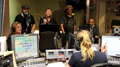 UB40 play their reggae classic 'Red Red Wine'