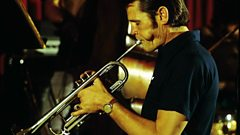 Chet Baker is inducted in to Michael Balls Singers Hall of Fame