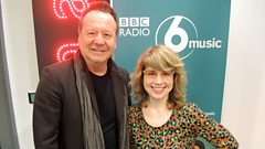 Jim Kerr Meets Katie Puckrik