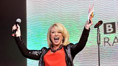 Elaine Paige chats to Steve Wright