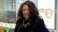 Mary Wilson from The Supremes talks to Steve Wright