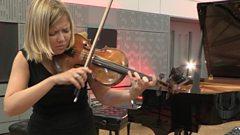 In Tune Sessions Proms Special - Alina Ibragimova