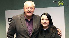Listen: Lucy Spraggan in conversation with Gerry Kelly