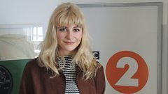 Pixie Lott talks to Steve Wright