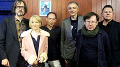 Pulp in conversation with Steve Lamacq