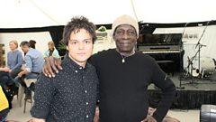 Tony Allen at Cheltenham Jazz Festival
