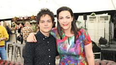 Caro Emerald at Cheltenham Jazz Festival