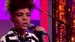 Andreya Triana performs 'Gold'