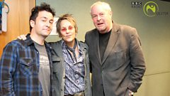 Listen: Mary Gauthier in session on The Gerry Kelly Show