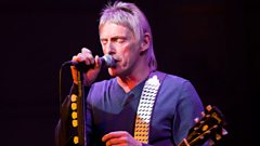 Paul Weller in Concert: Soundcheck with Ken Bruce