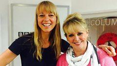 Cheryl Baker from Eurovision-winners Bucks Fizz joins Sara Cox