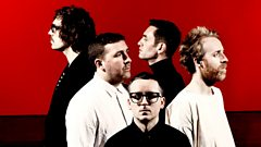 Hot Chip chat to Jo Whiley