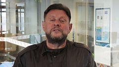 Shaun Ryder talks tours with Steve Wright