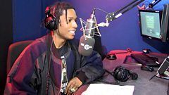 A$AP Rocky with Charlie Sloth (Full Extended Interview)