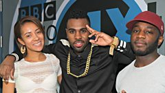Jason Derulo Speaks To Twin B & Yasmin Evans!
