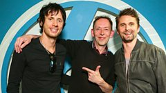 Muse in conversation with Steve Lamacq