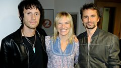 Muse in conversation with Jo Whiley