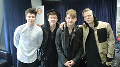 Rixton chat to Steve Wright