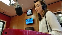Jenn Bostic - Jealous of the Angels - BBC Coventry & Warwickshire Sessions