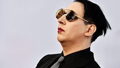 Marilyn Manson on hustling his early record collection and working with David Lynch