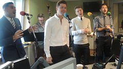 Jack Pack Live in Session