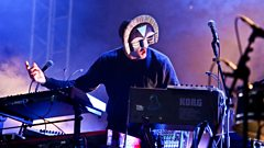 SBTRKT speaks to Tom Ravenscroft at Latitude 2015
