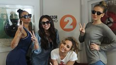 Little Mix talk to Steve Wright