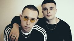 Slaves catch up with MistaJam at The Great Escape