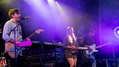 Cut Ribbons - Clouds @ X Music Festival Cardiff