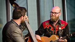 Findlay Napier - Princess Rosanna Drowned in the Clyde (The Quay Sessions)