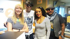 Shalamar chat to Sara about their 1982 album Friends