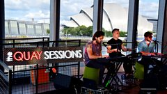 Prides - Kite String and the Anchor Rope (The Quay Sessions)