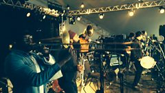 Red Baraat Live at Womad