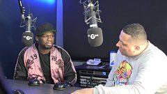 50 Cent talks to Semtex