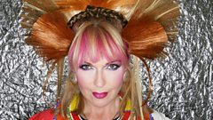 "Toyah: ""I didn't want to be specified by gender... I wanted to be gender-neutral."""