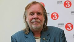 What instrument would Rick Wakeman take to a desert island?