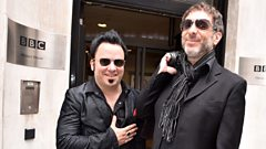 Mercury Rev speak to Mark Radcliffe