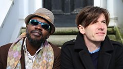 McAlmont & Butler in conversation with Radcliffe and Maconie