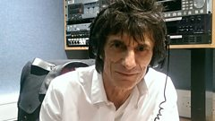 Ronnie Wood in conversation with Mark Radcliffe