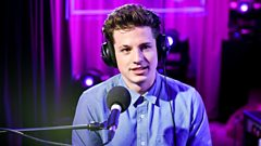 """It's like a superpower - it doesn't work on girls though"" Charlie Puth demonstrates his perfect pitch on new single Attention"