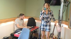 Alesha Dixon Live in Session