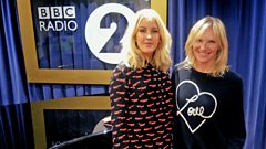 Ellie Goulding in conversation with Jo Whiley