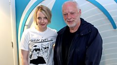 David Gilmour in conversation with Lauren Laverne