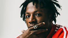 Joey Bada$$ just passed his driving test