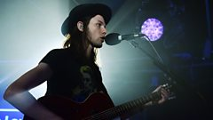 James Bay calls Verity, one of his biggest fans!