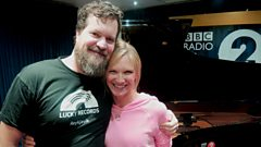John Grant in conversation with Jo Whiley